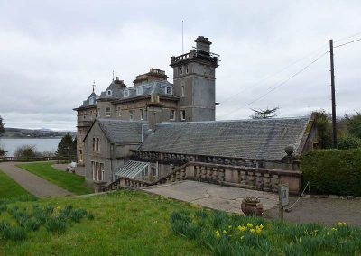 Finlaystone house