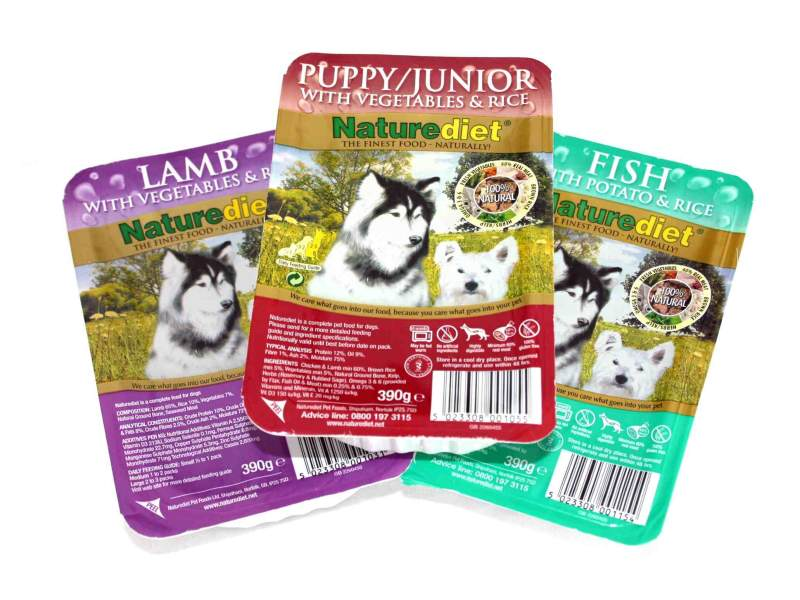 Win Naturediet dog food!
