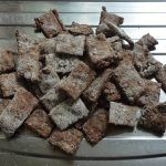 Homemade dog biscuit recipe‏