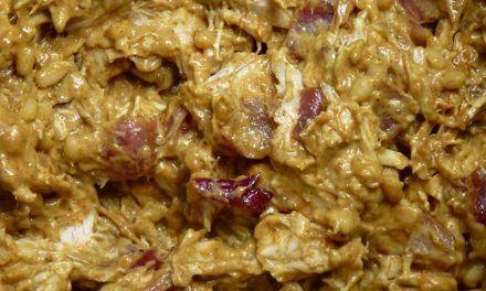 Chicken coronation recipe