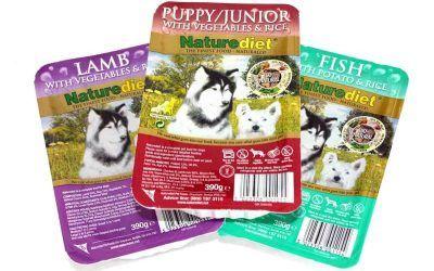 Win Naturediet dog food!