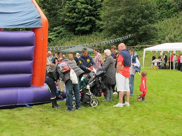 Langbank gala day 2012