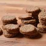sardine oatcake dog treats