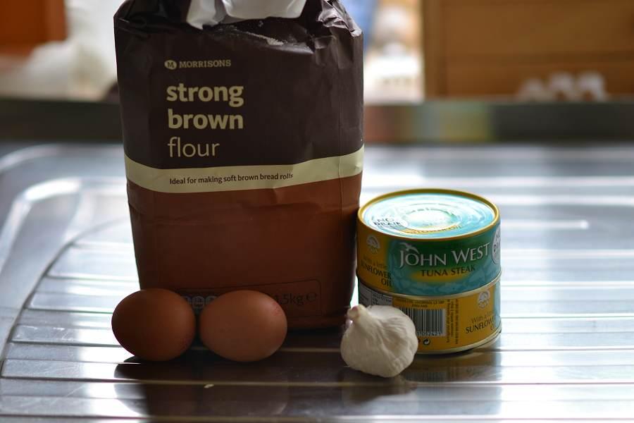 tuna loaf ingredients