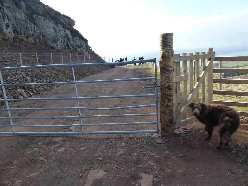 gate on kilpatrick hills