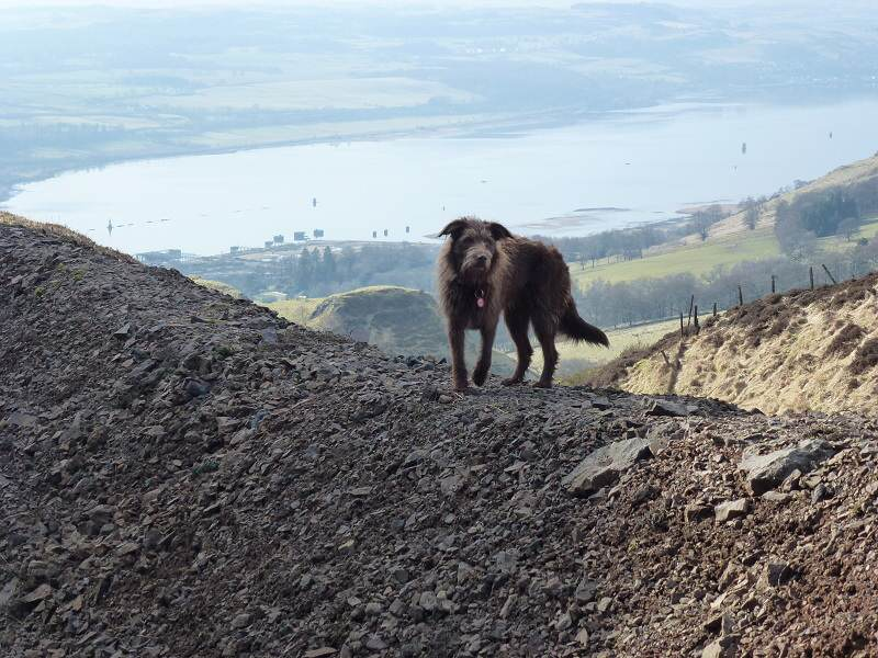 langbank from kilpatrick hills