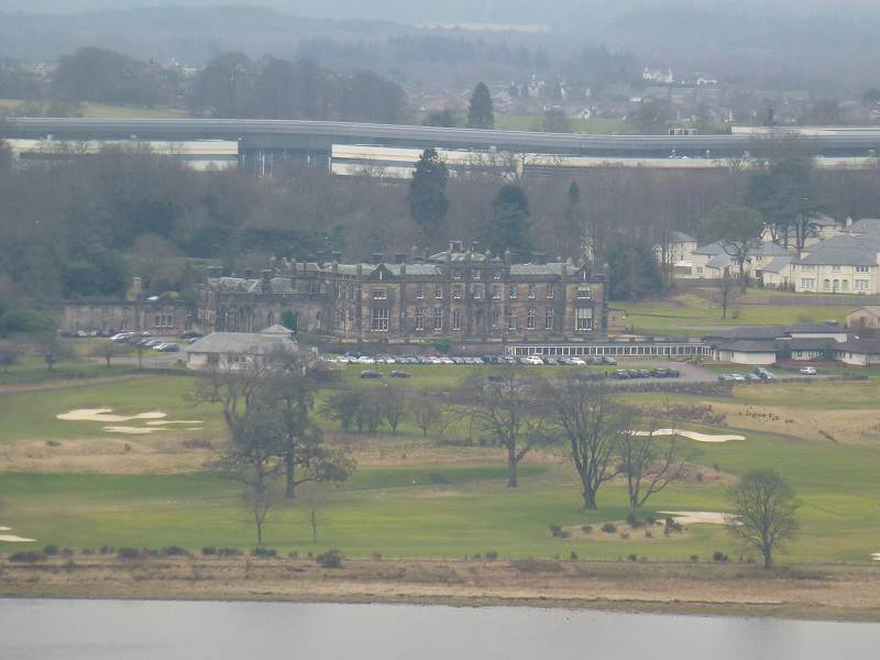 marhall as seen from kilpatrick hills