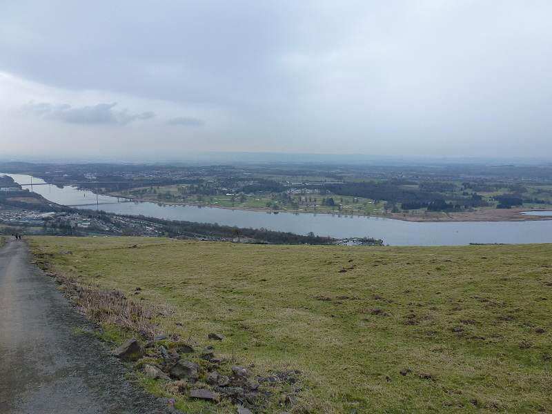 the view from kilpatrick hills