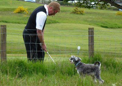 marhall golfer