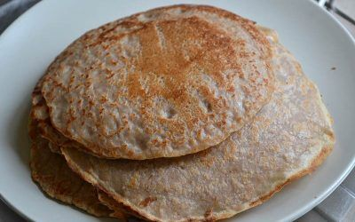Pancake recipe for dogs