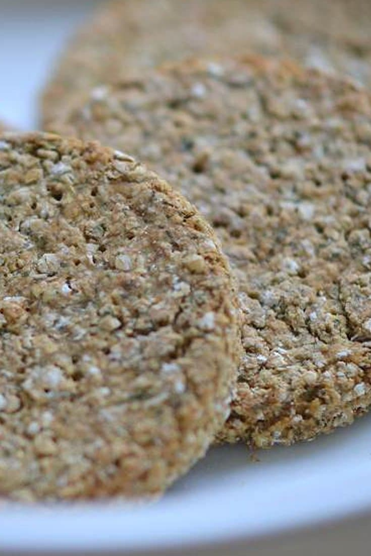 Teething biscuit recipe for puppies