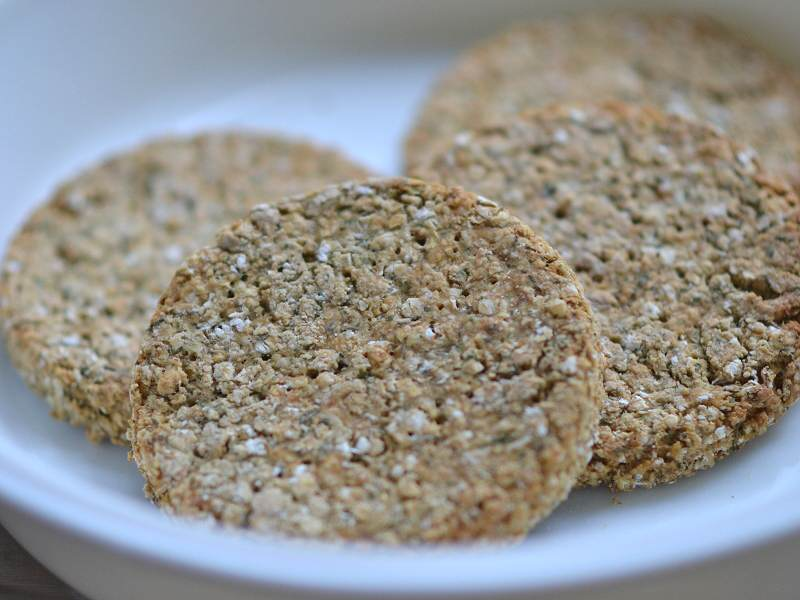 Teething biscuits for puppies
