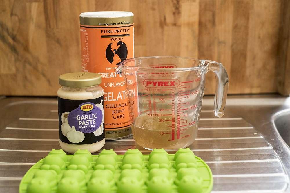 jelly bean dog treat ingredients