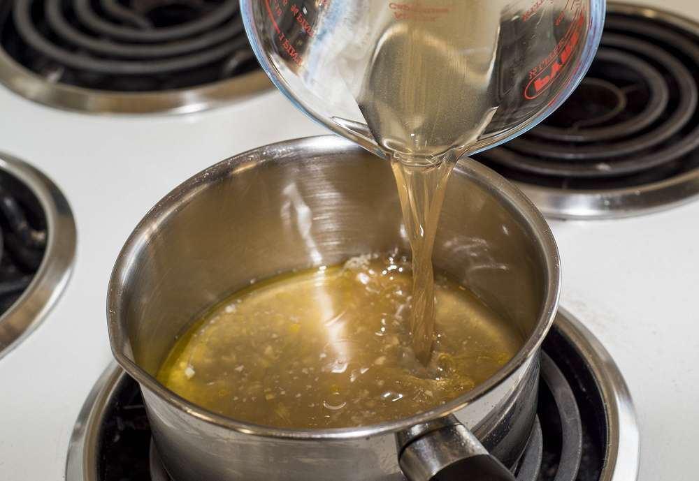 adding gelatin to bone broth