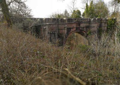 Another view of Overtoun Bridge