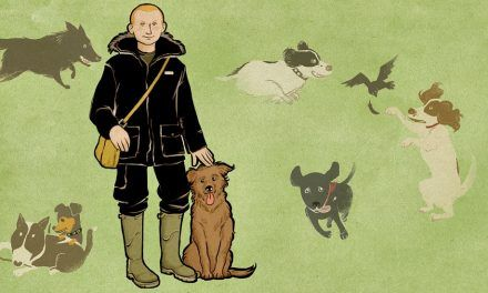HOW TO BE A DOG WALKER