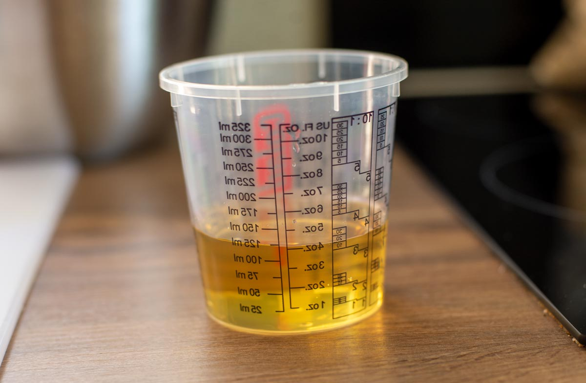 diluted apple juice